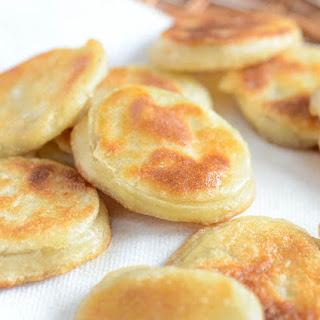Korean Potato Fritters (Gamjajeon).