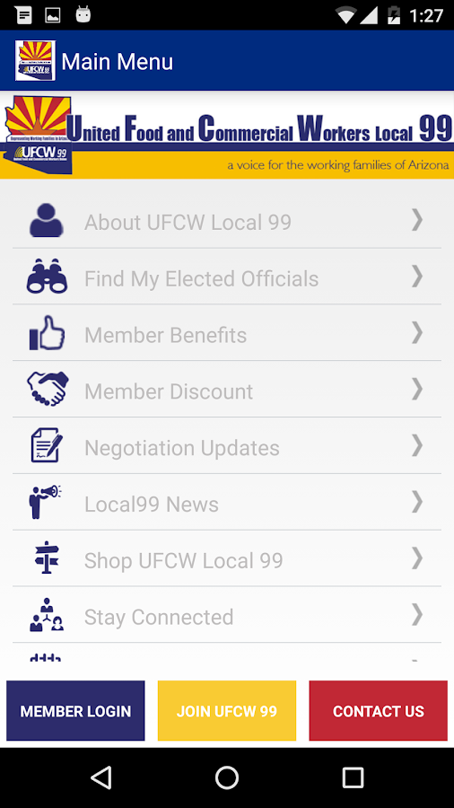 UFCW99- screenshot