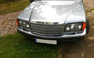 Mercedes-Benz 420 SEL Rent Brandenburg