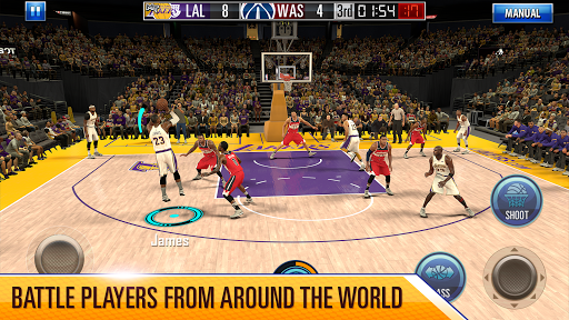 NBA 2K Mobile Basketball Varies with device screenshots 1