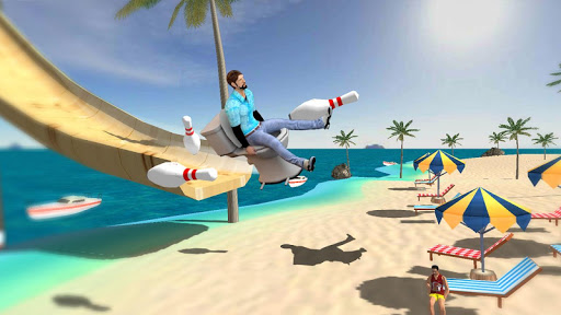 Impossible Mega Ramp Stunts 3D android2mod screenshots 16