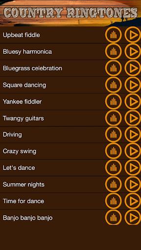 玩免費音樂APP|下載Free Country Music Ringtones app不用錢|硬是要APP