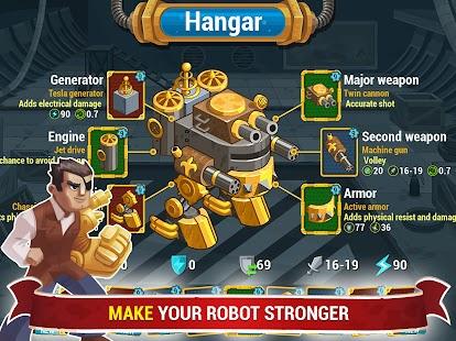 Steampunk Syndicate 2: Tower Defense Game Screenshot