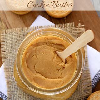 Golden Oreo Cookie Butter