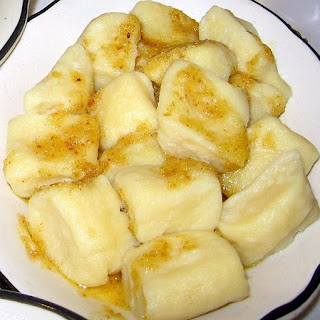 Potato Dumplings With Mashed Potatoes Recipes.