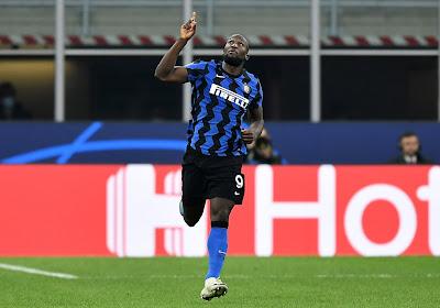 "Romelu Lukaku, le sauveur de l'Inter: ""Ce n'est pas une période facile"""