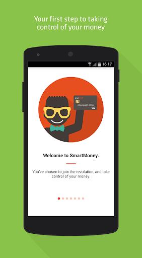 SmartMoney Mobile App