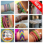 600+ DIY Bracelet Tutorials icon