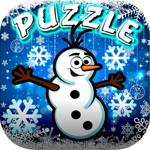 Frozen Puzzles Slide for PC and MAC