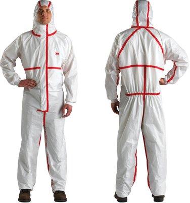 Đồ bảo hộ y tế thiết kế liền mũ