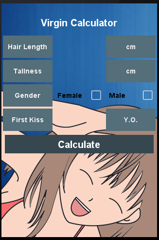Virgin Calculator