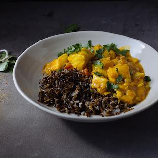 Coconut Coriander Fish Curry Recipes