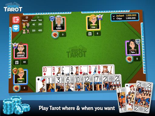 Multiplayer Tarot Game screenshot 11