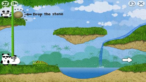 3 Pandas Escape, Adventure Puzzle Game  screenshots 1