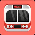 SF Muni Bus Tracker - YourBus icon