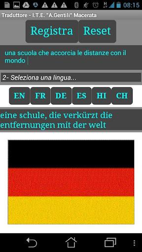 Traduttore free 1.0 screenshots 4