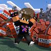 TNT Karten für Minecraft PE: TNT Run, TNT Wars APK