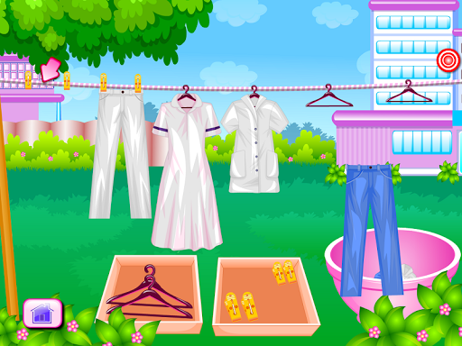 Hospital Clothes Wash Ironing 6.5.1 screenshots 7