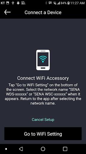Sena WiFi Accessories screenshot 5