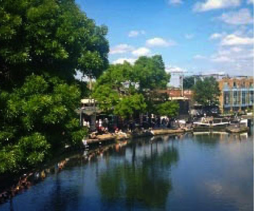 Restaurants and Cafes in Camden