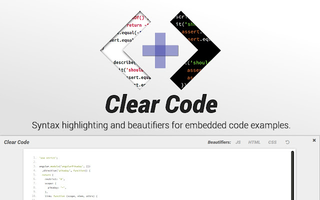 Clear Code