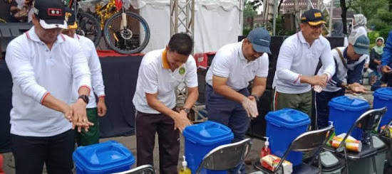 Pemerintah Kabupaten Ngawi Jawa Timur