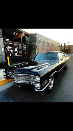 1966 Cadillac Hire CA