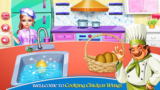Cooking Chicken Wings- Cooking Diary- Star Chef 1.0 screenshots 5