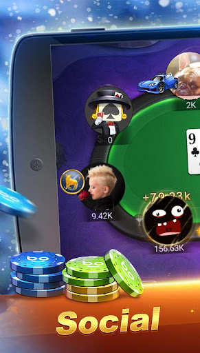 Boyaa Poker (En) u2013 Social Texas Holdu2019em 5.9.0 screenshots 1