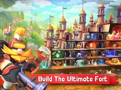 Fort Stars: Ultimate Gamer Bundle Edition Screenshot