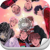 BTS GIFs Kpop Collection
