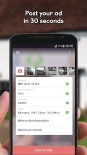 Gumtree: Buy and Sell locally- screenshot thumbnail