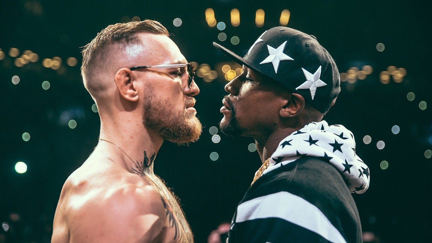 Watch FOX Sports Special: Best of Mayweather vs. McGregor World Tour live