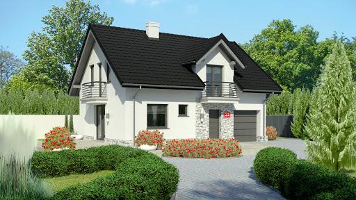 projekt Dom przy Alabastrowej 31
