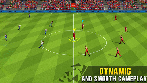 Global Soccer Match : Euro Football League 1.8 screenshots 11
