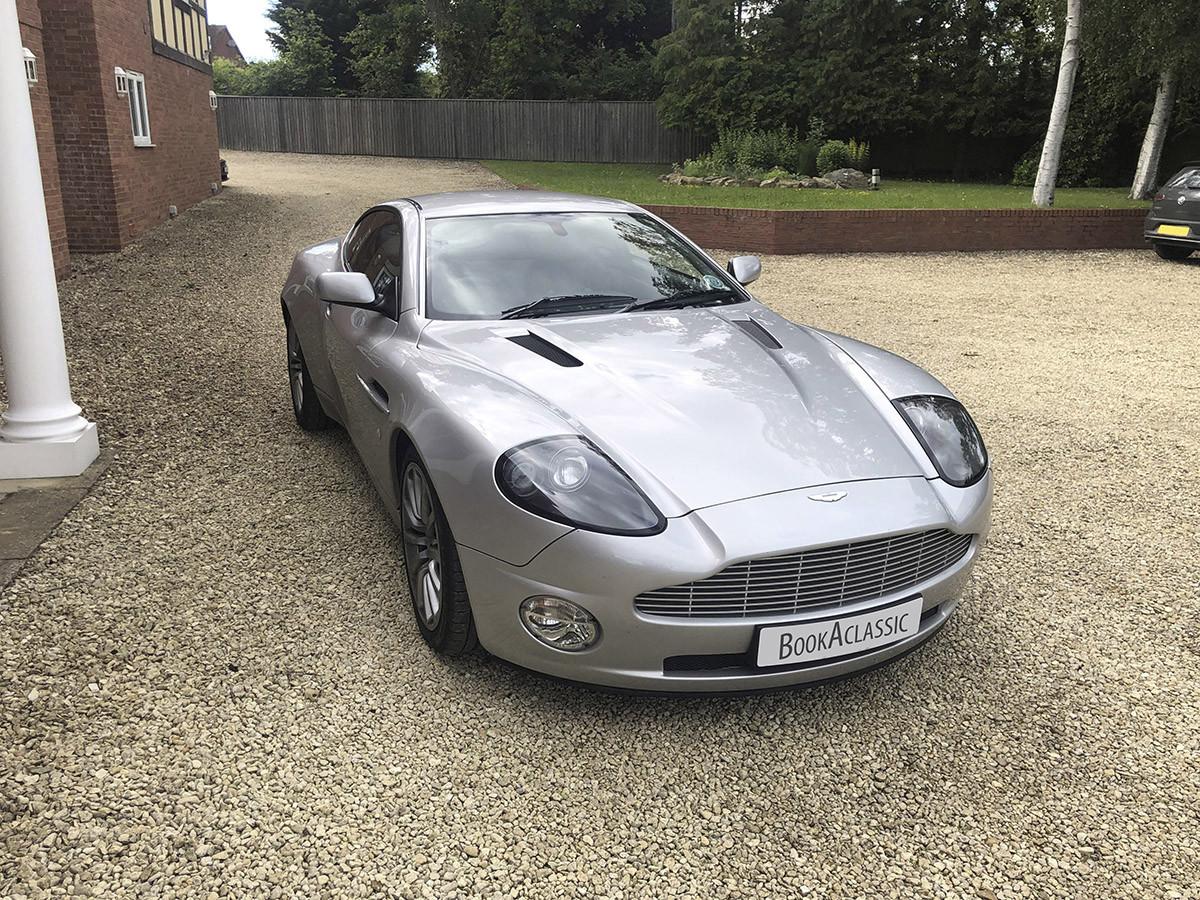 Aston Martin Vanquish Hire Kidderminster