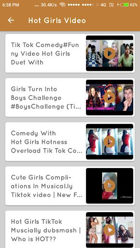 Sexy Girls Tik tok Videos 1.2 screenshots 3