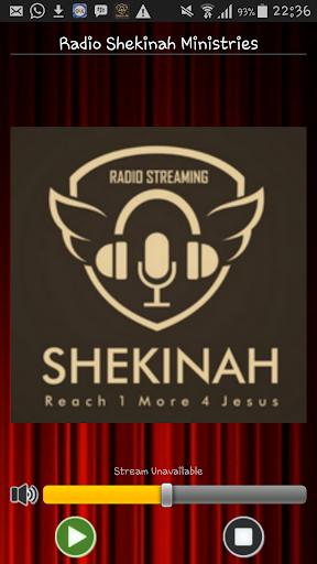 Radio Shekinah Ministries