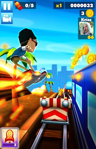 Subway Run Fun 3D 1.5 screenshots 4
