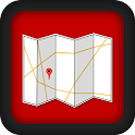 Rutgers Maps icon