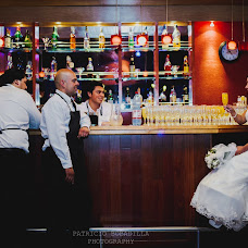 Wedding photographer Patricio Bobadilla (patriciobobadil). Photo of 15.10.2015