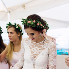 Wedding photographer Nataliya Varenicya (mysoul). Photo of 26.06.2017