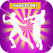 DANCEFORT Battle Royale Dance Emotes Skins