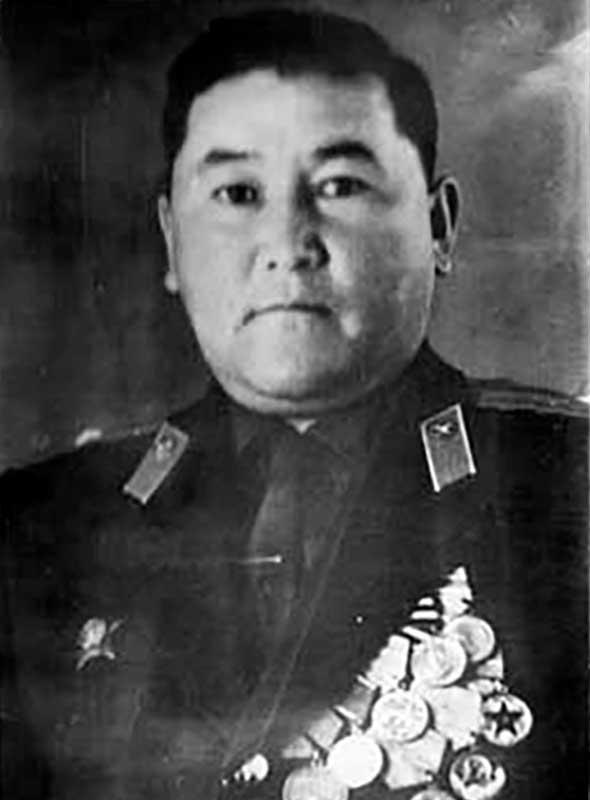 Акылбеков С. - 35 осбр, участник боёв за Луговую