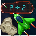 The Math Space Hero icon