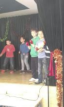 Photo: Actuación de 5º A: Dinguidu
