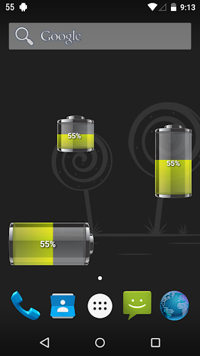 Battery HD screenshot 4