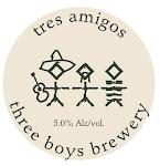 Three Boys Tres Amigos