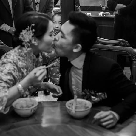 婚礼摄影师 Chen Xu (henryxu). 26.02.2018的图片