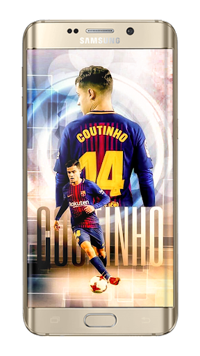 Coutinho Wallpapers New HD 5.1.0 screenshots 4